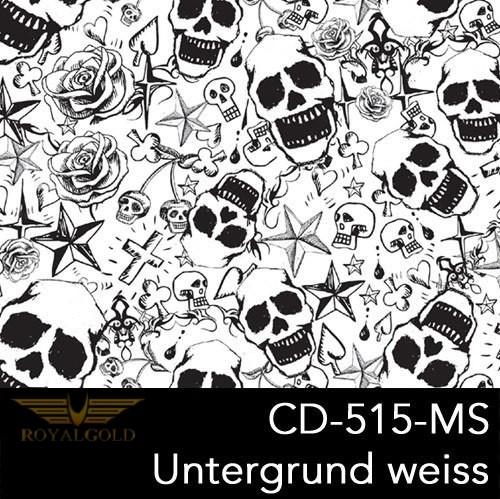 TOTENKOPF Design CD 515 MS