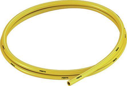 Verspiegelungstechnik Materialschlauch Gelb
