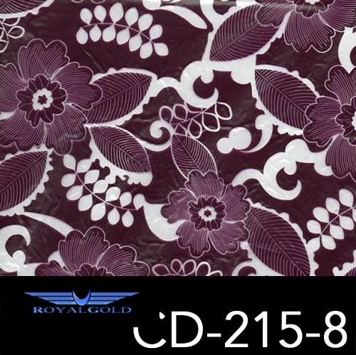 Wassertransferdruck BLUMEN MUSTER CD 215-8