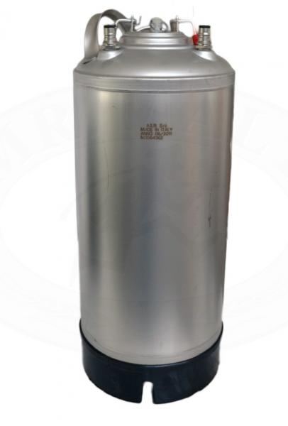 Verspiegelungstechnik CLC Druckbehälter