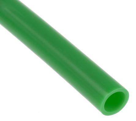 CLC Materialschlauch Grün