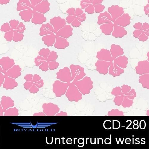 Wassertransferdruck BLUMEN MUSTER CD 280
